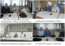 Comissões Permanentes para o exercício de 2017