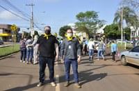 PODER LEGISLATIVO PRESTIGOU A ABERTURA DA 14ª SEMANA MUNICIPAL DA PESSOA IDOSA DE SANTO AUGUSTO