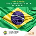 VIVA A INDEPENDÊNCIA DO BRASIL!